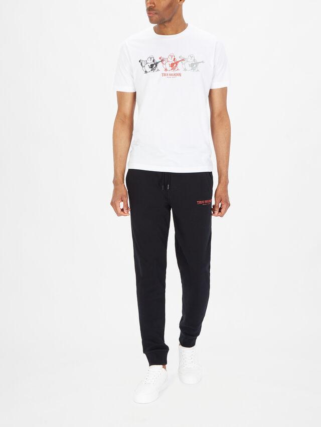 Triple Buddha T-Shirt
