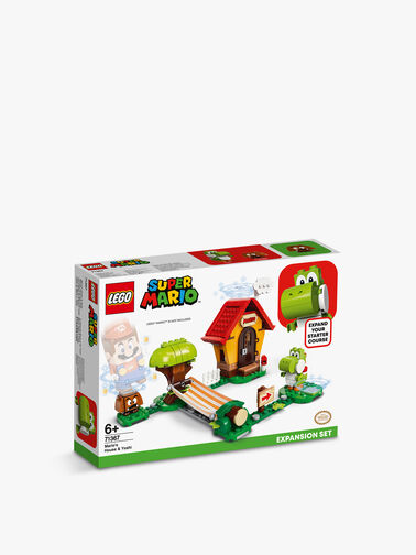 Mario's House & Yoshi Expansion Set