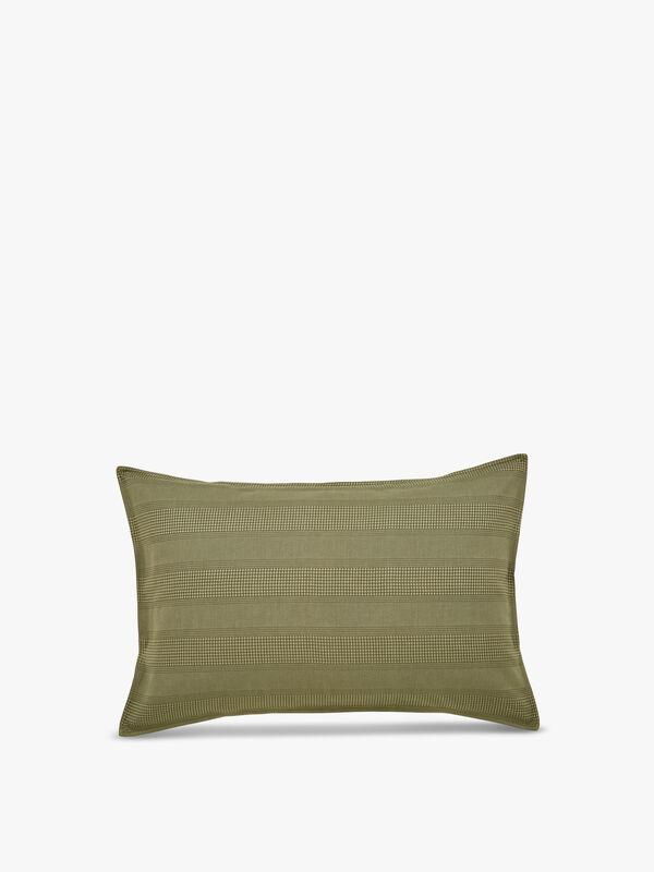 Avenue Striped Pillowcase