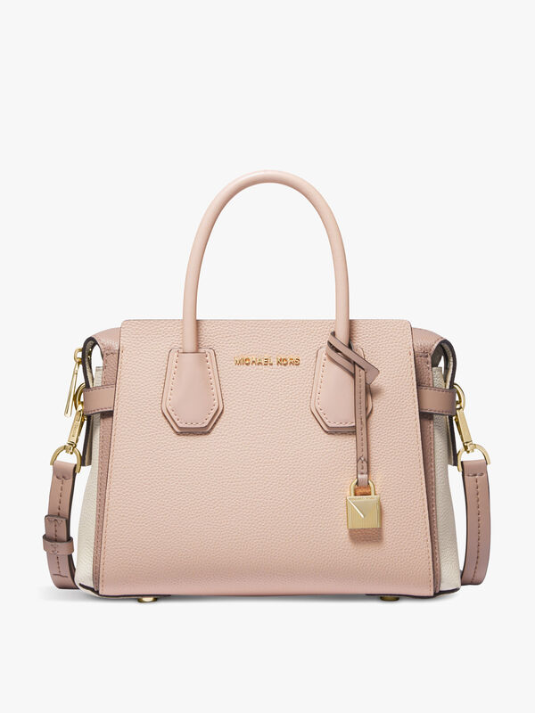Mercer Small Belted Satchel
