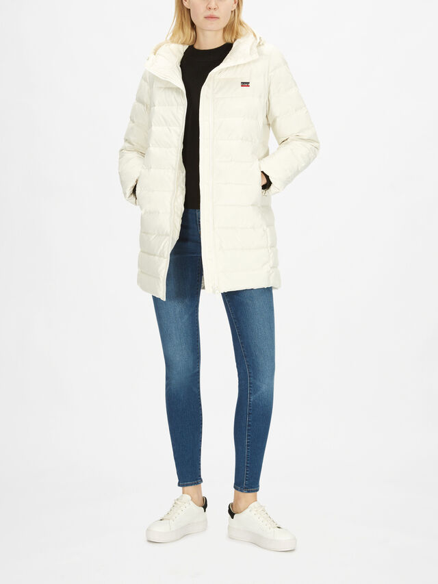 Core Hooded Puffer Jacket