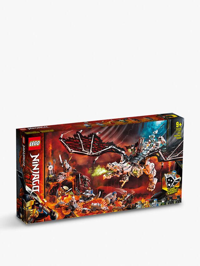Skull Sorcerers Dragon