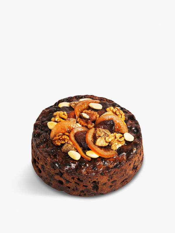 Organic Fruit & Nut Christmas Cake 1400g