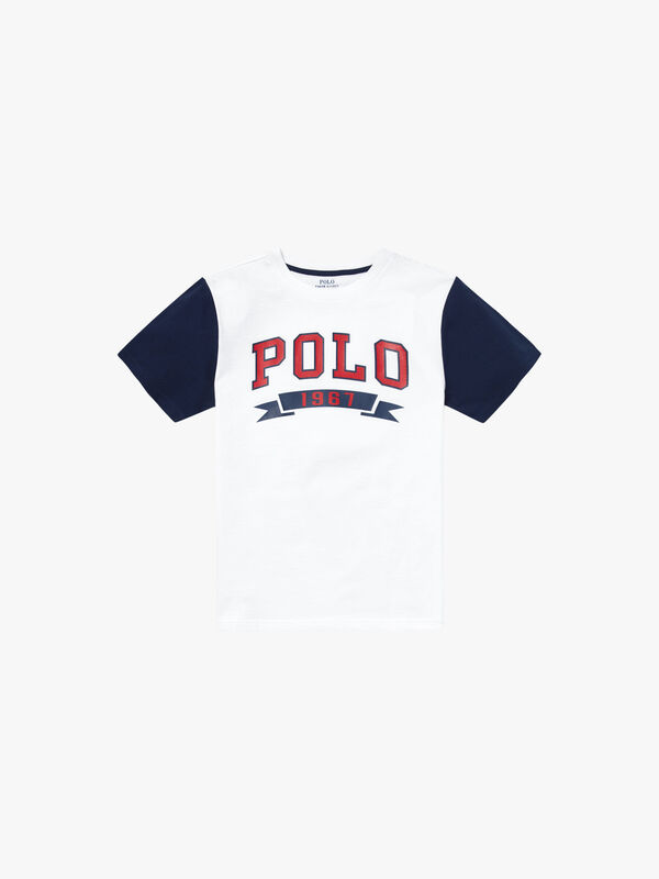 Polo logo Graphic Tee
