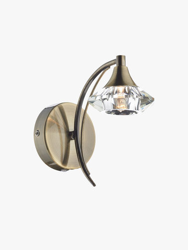 Luther Single Wall Light