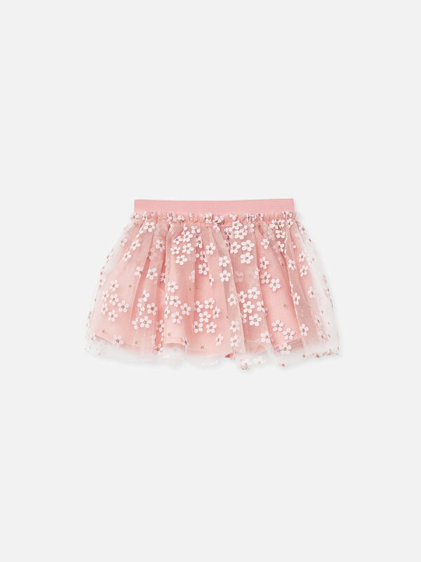 Ruffles Skirt