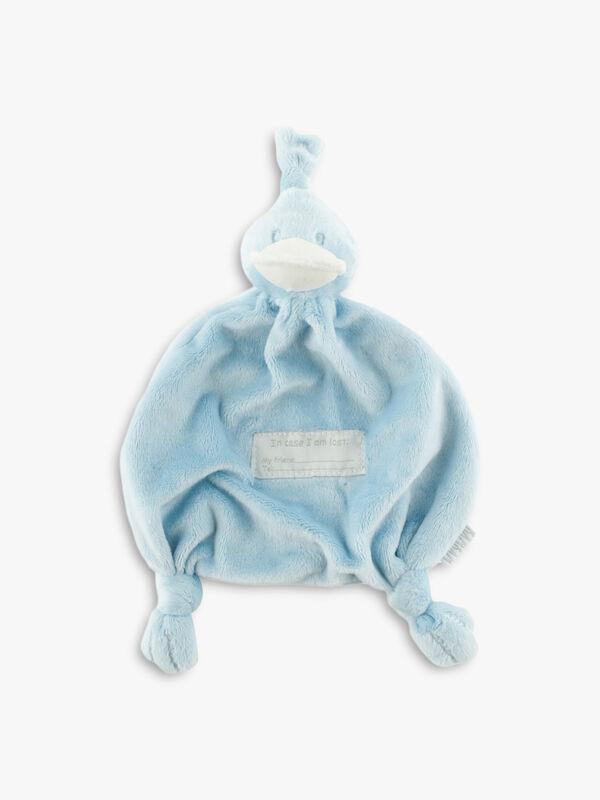 Duck Comforter Blue