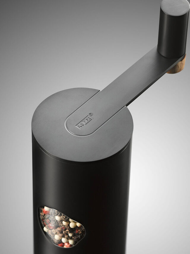 Powermill Pepper or Salt Geared Mill