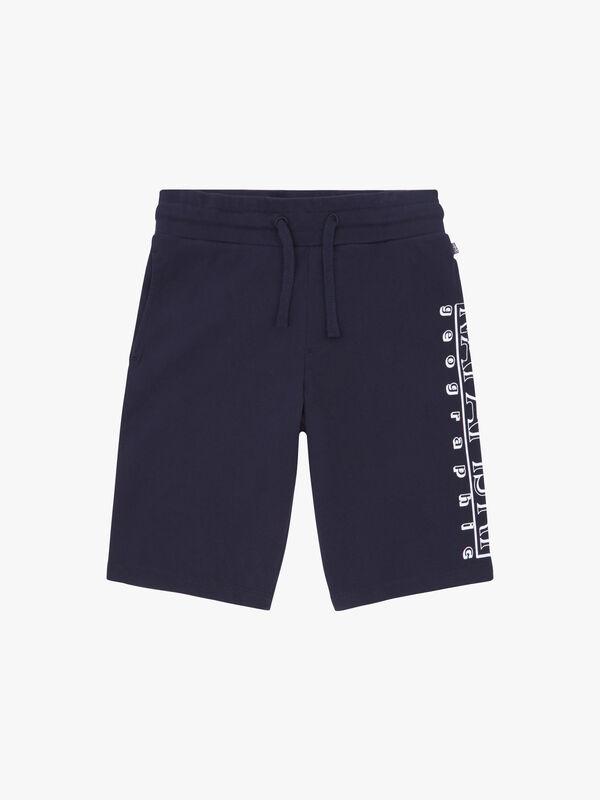 Noli Branded Fleece Shorts