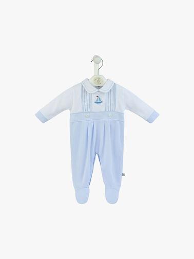 Sailor-Babygrow-with-Collar-AV6086