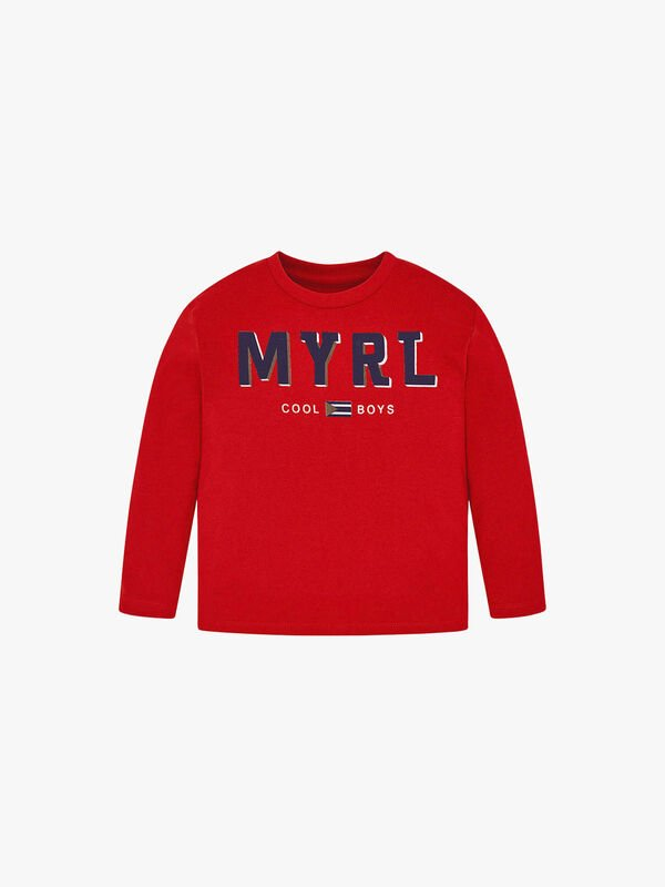Long Sleeved Basic Myrl T-Shirt