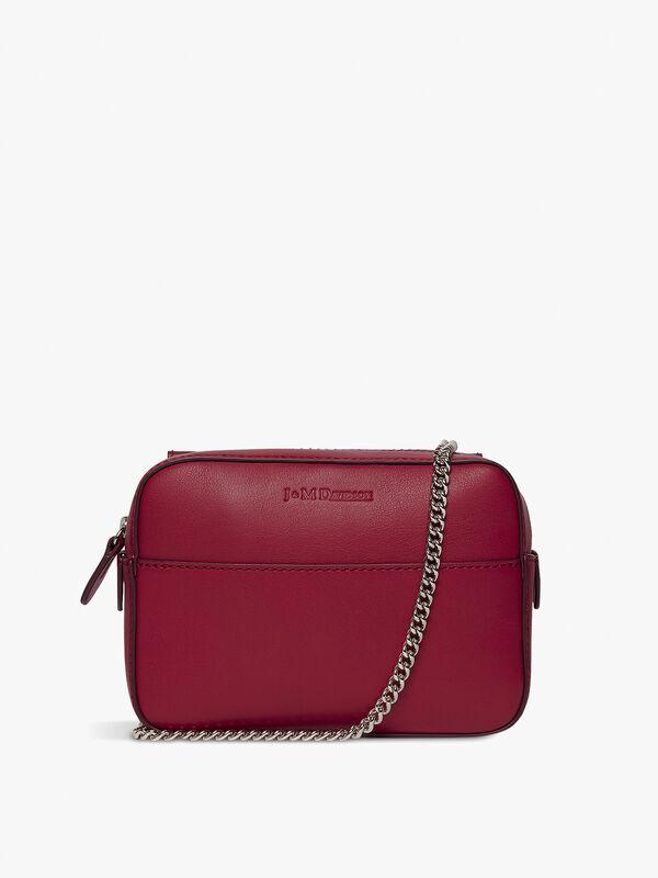 Mini Chain Pebble Bag