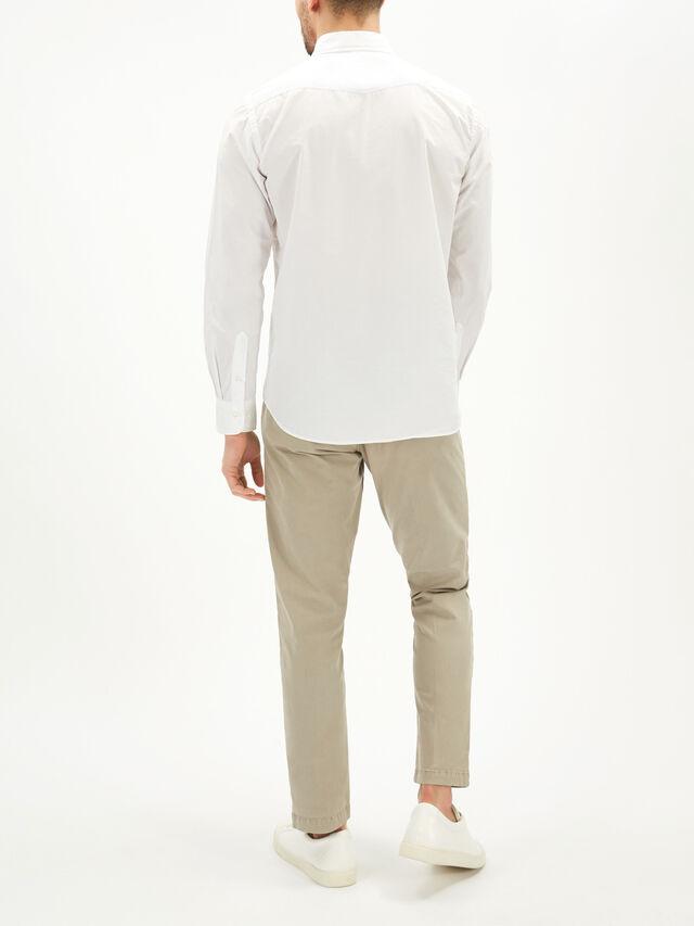 Storm Plain Poplin Shirt