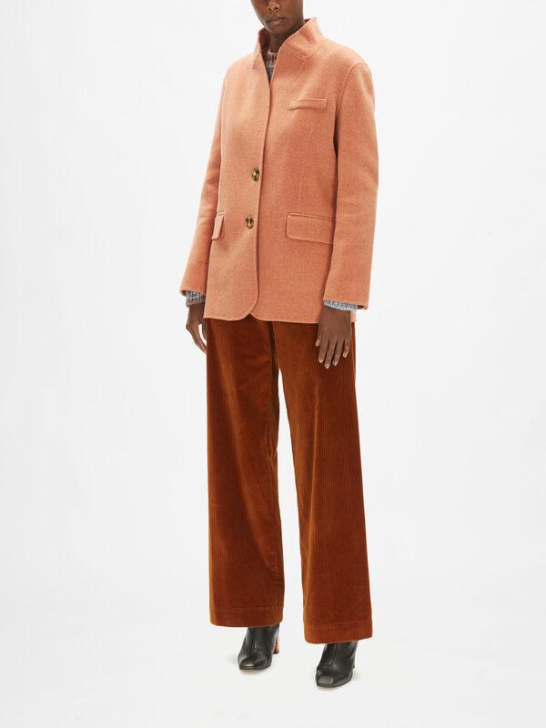 Jovanka Blazer Style Coat