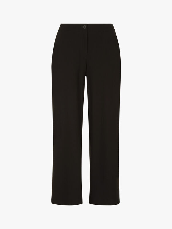 Wide Ankle Trousers