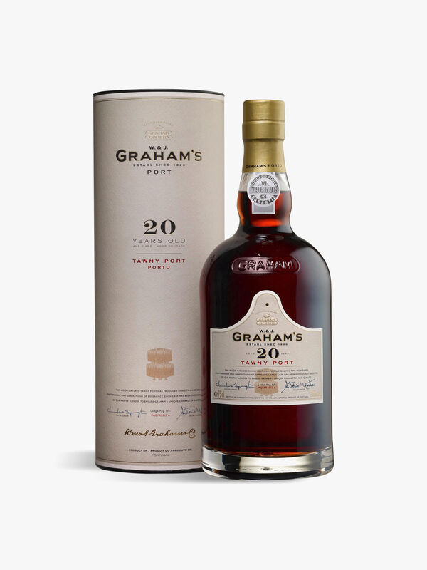 Graham's 20 year old Tawny Port 75cl