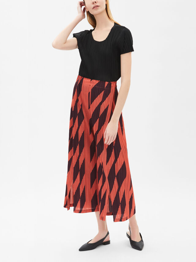 Diagonal Lines Trouser