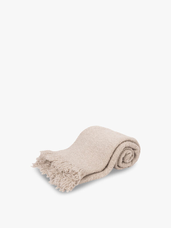 Boucle Blanket