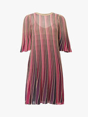 Prodigio-Pleated-Lurex-Dress-0000406838