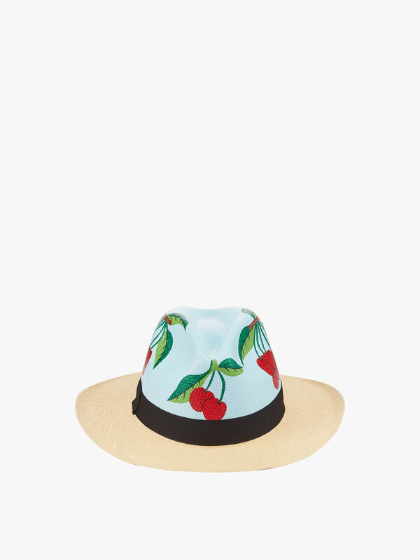Cherry Leave Hat