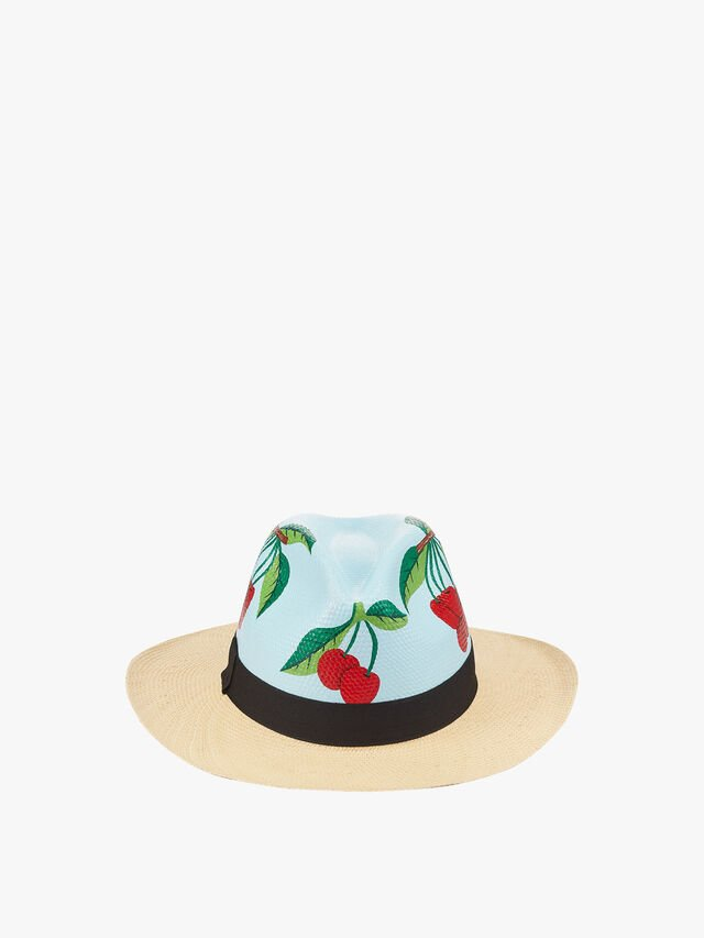 Cherry Leave Hat