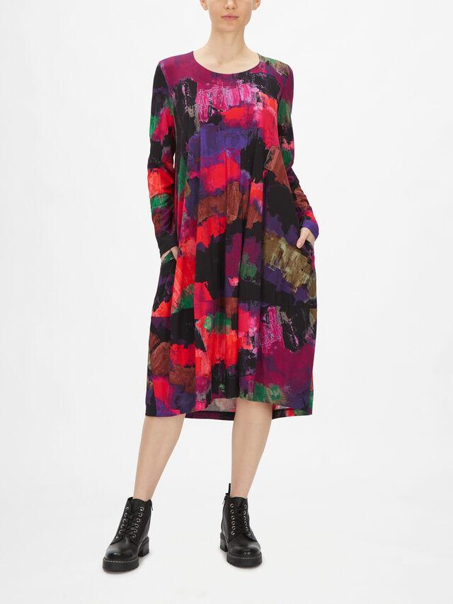 Bimse Long Sleeve Dress