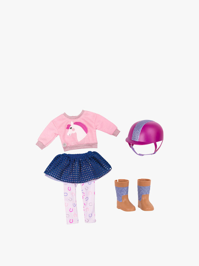 Gallop And Glow Outfit