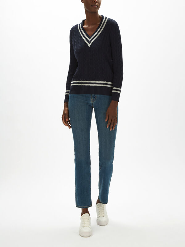 Meren Long Sleeve Sweater