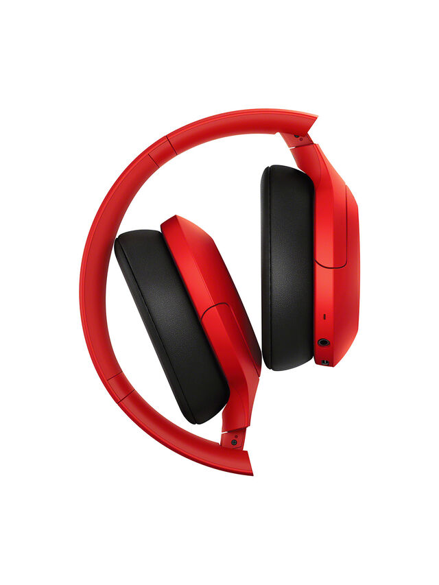 WHH910NR Wireless Noise Cancelling Headphones