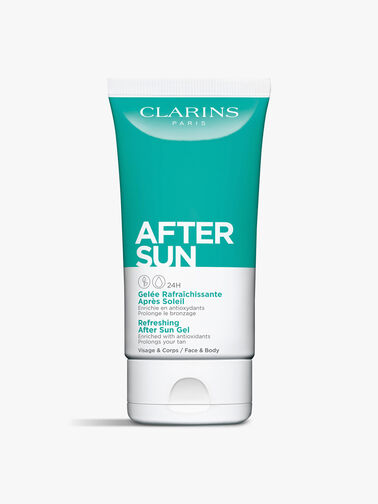 Refreshing After Sun Gel