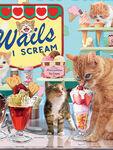 The Cat that got the Cream Puzzle 500pc