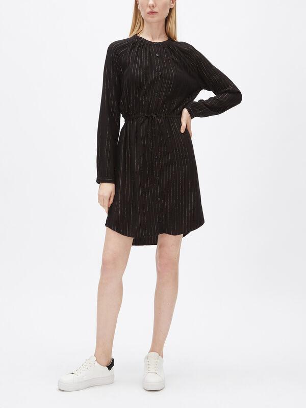 Bella Long Sleeve Short Dress
