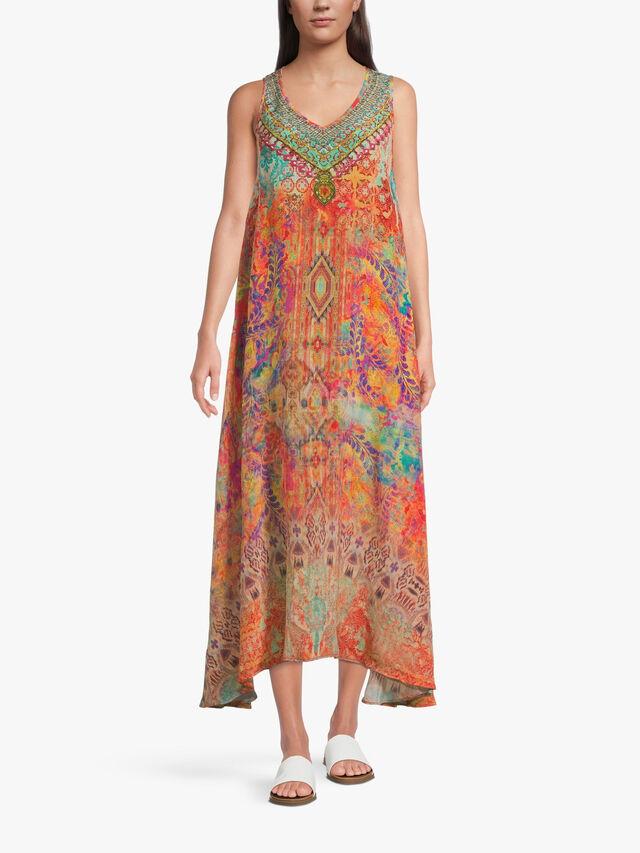 Flowing Maxi Dress