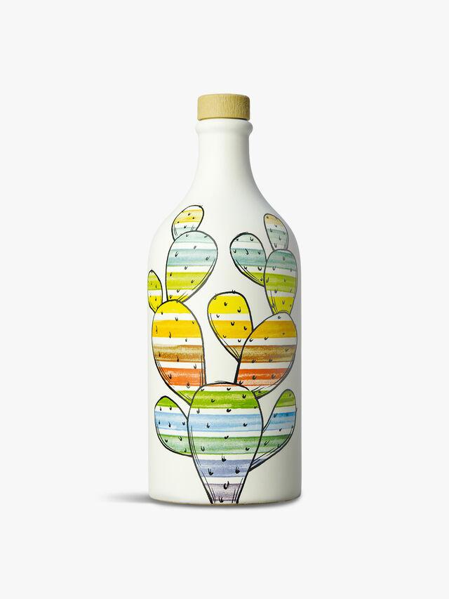 Fruity Extra Virgin Olive Oil in Cactus Bottle 500ml