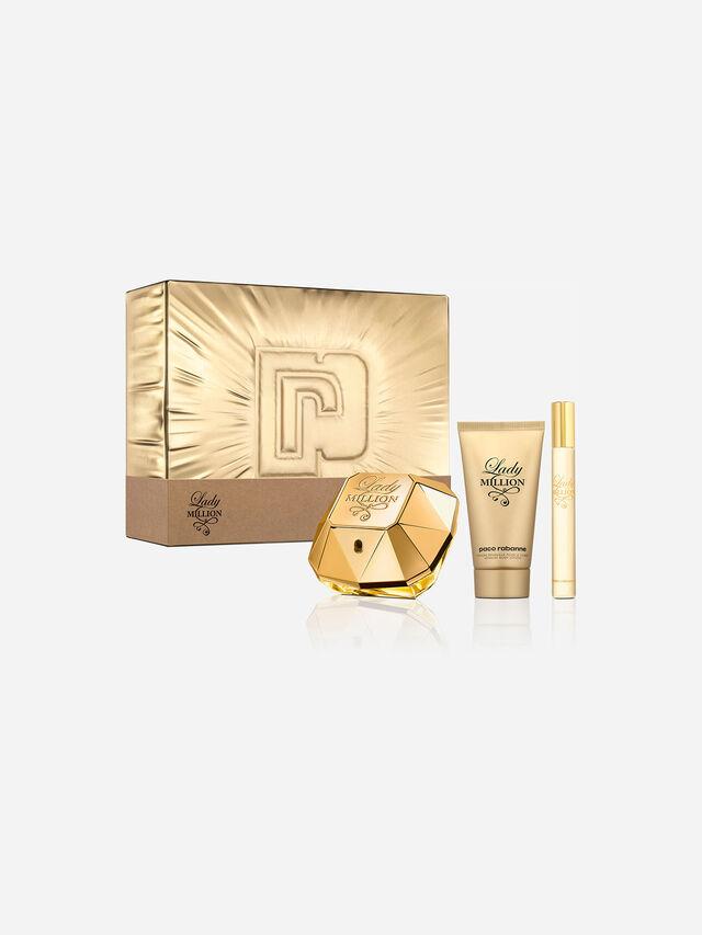 Lady Million Eau De Parfum 50ml Set