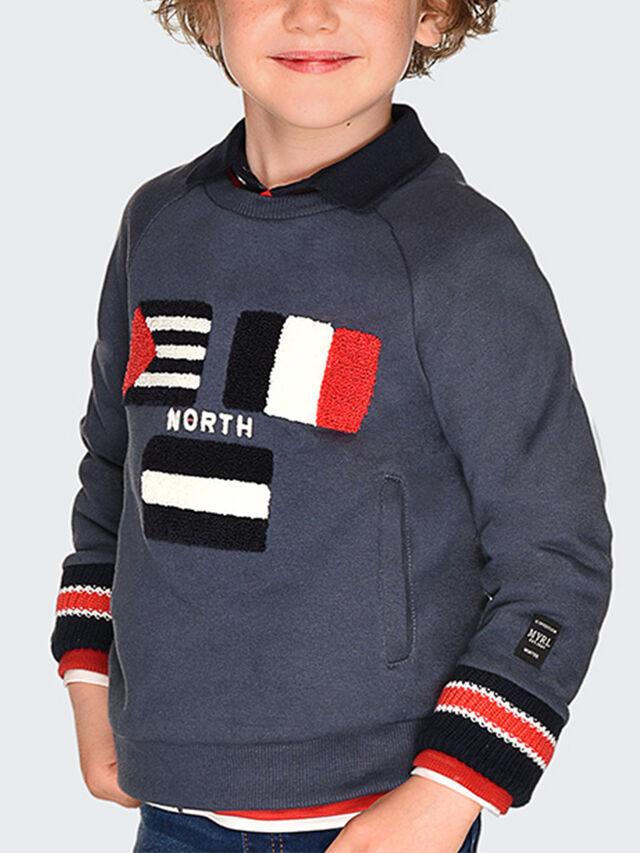 Flag Sweatshirt
