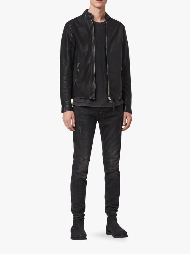Cora Leather Jacket