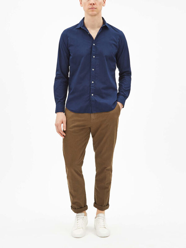 Sammy Slim Voile Shirt