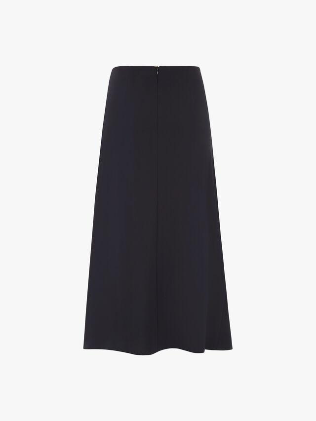 Sahara Stitch Detail Skirt
