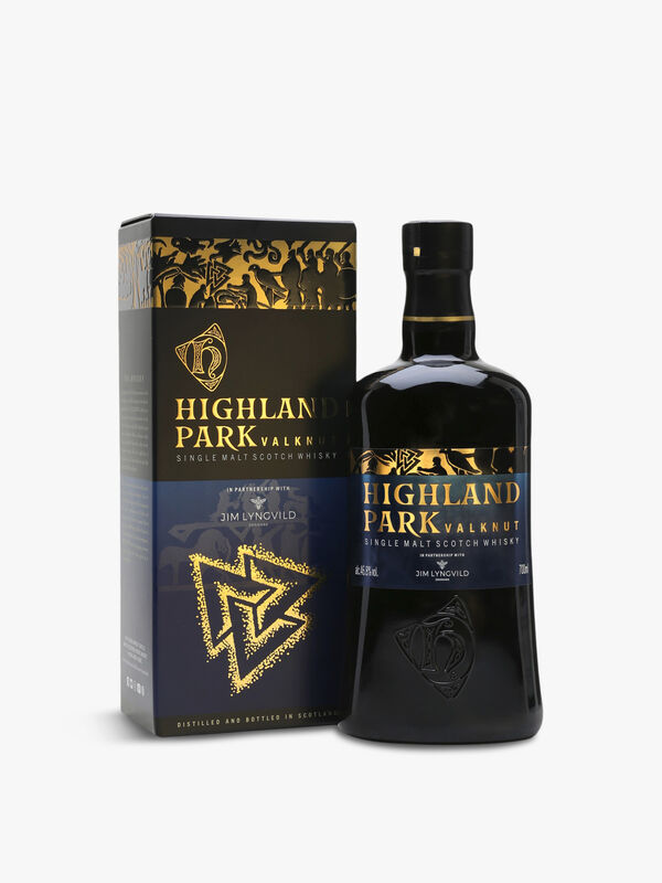Valknut Single Malt Scotch Whisky 70cl