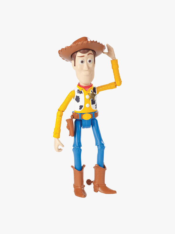 Woody Figure