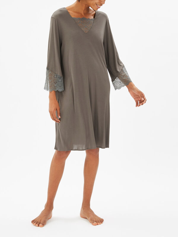 Aria 3/4 Sleeve Nightdress