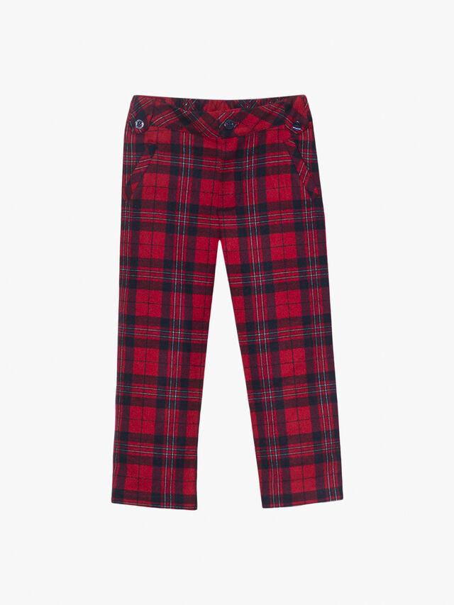 Tartan Trouser