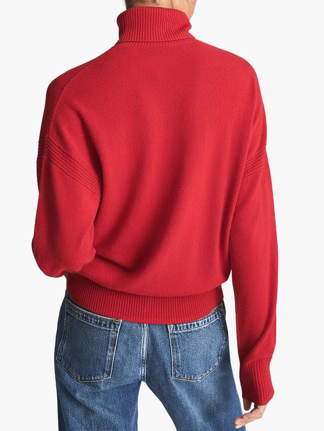 Nova Knitted Roll Neck