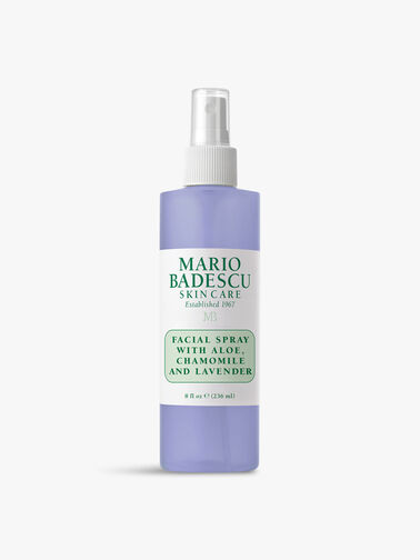 Facial Spray with Aloe Chamomile and Lavender 236ml