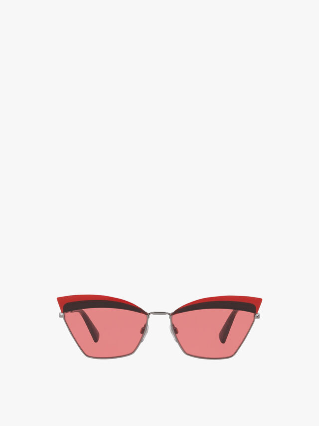 Coloured Lens Sunglasses