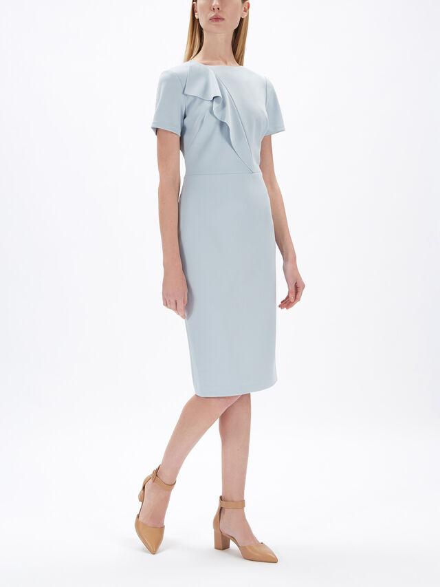 Marin Short Sleeve Day Dress