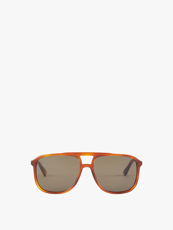 Pilot Acetate Sunglasses