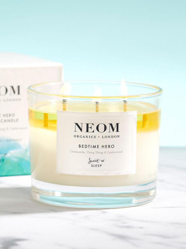 Bedtime Hero Scented Candle