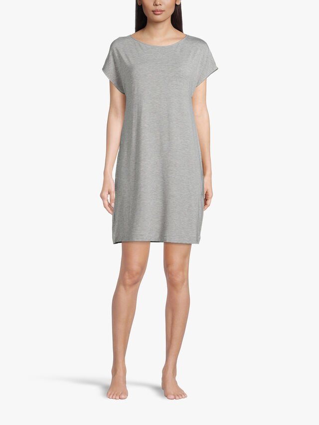 Natural Elegance Short Sleeve Nightdress